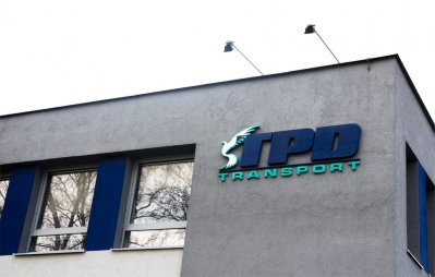 TPD Logistic center